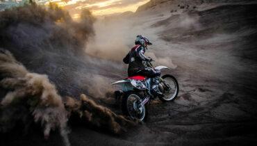 Кроссовый мотоцикл купить в Конаково
